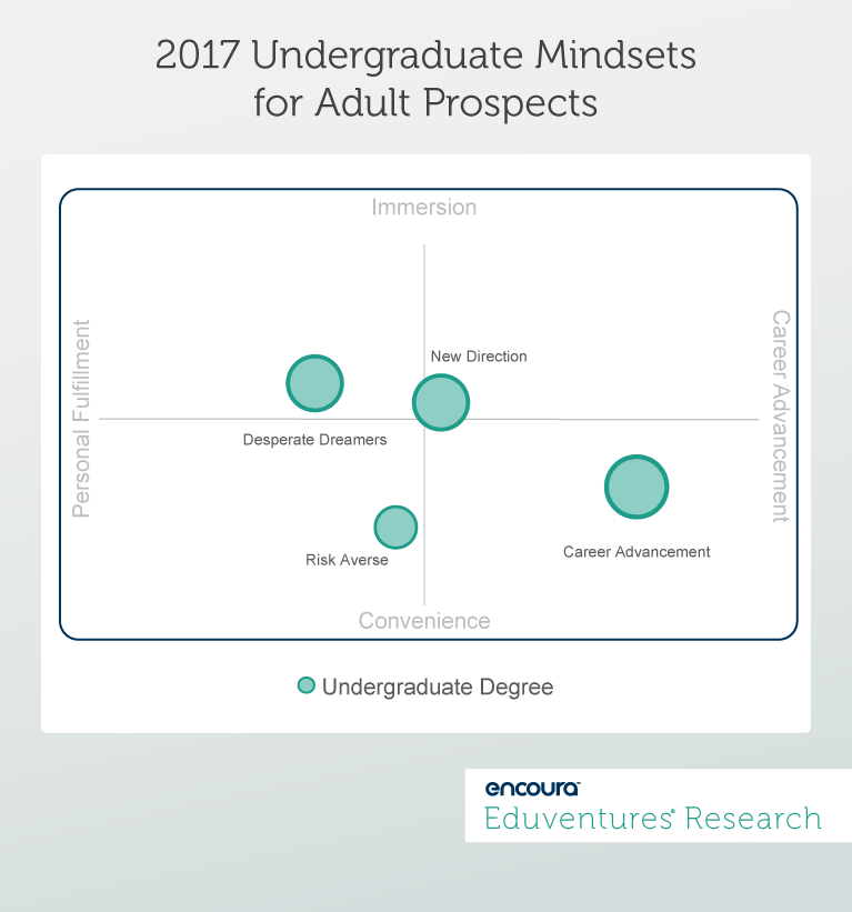 2017 Undergraduate Mindsets for Adult Prospects