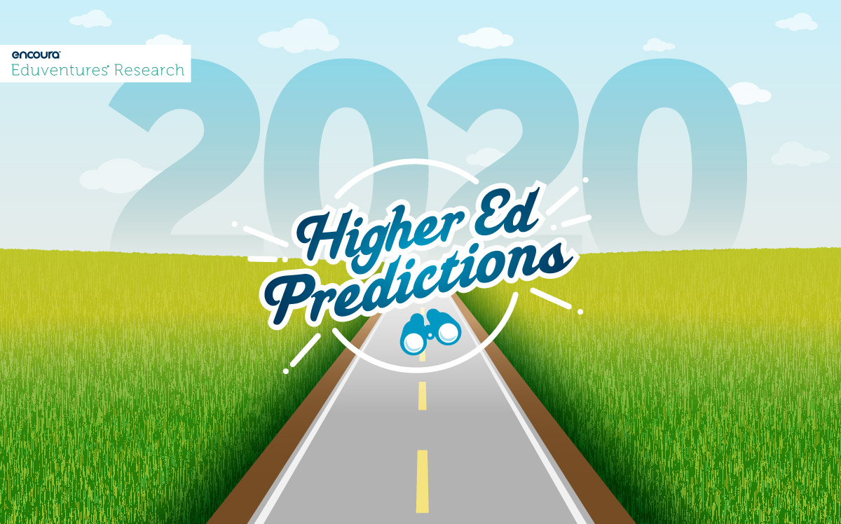 Higher Education Predictions for 2020: Recession, Certificates, and Computer Science